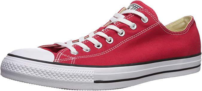 Convers Unisex Chuck Taylor Classic All Stars OX Lo Tops Canvas Trainers New