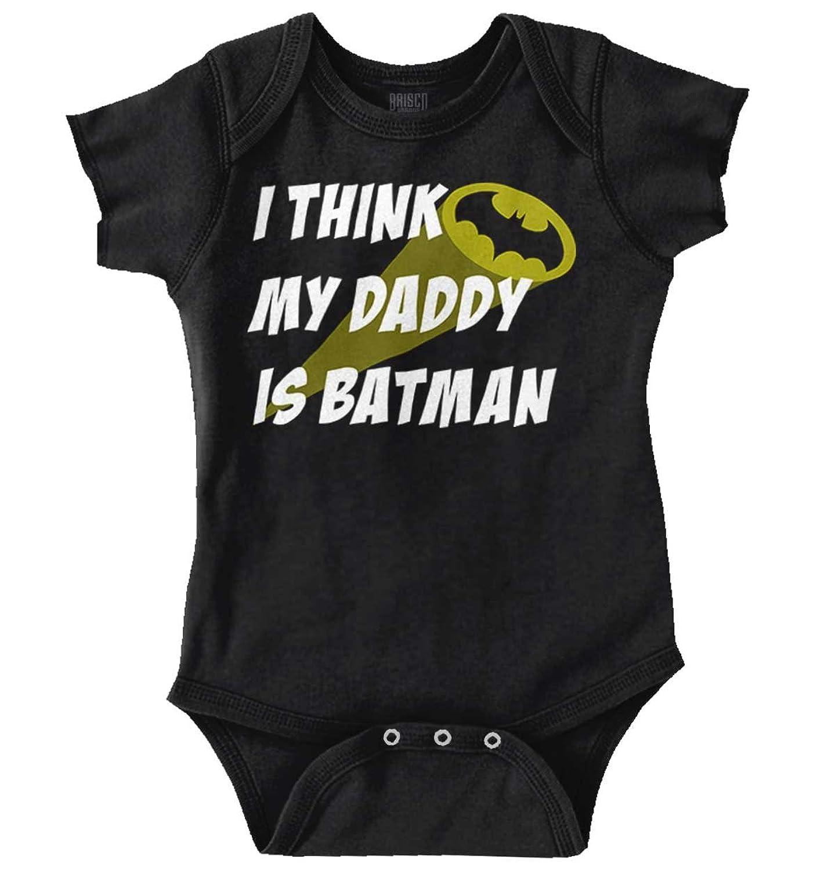 Amazon I Think My Daddy Is Batman Hilarious Parody Baby esies