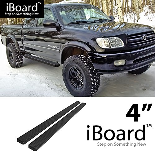 Off Roader For 2000-2006 Toyota Tundra Access Cab Pickup 4-Door (Nerf Bar | Side Steps) 4