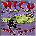 Nicu - el pequeño vampiro con 'grandes colmillos' [Nicu - The Littlest Vampire: In 'Big Fangs'] | Elias Zapple