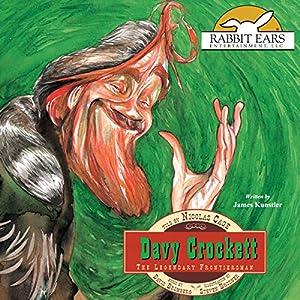 Davy Crockett Audiobook