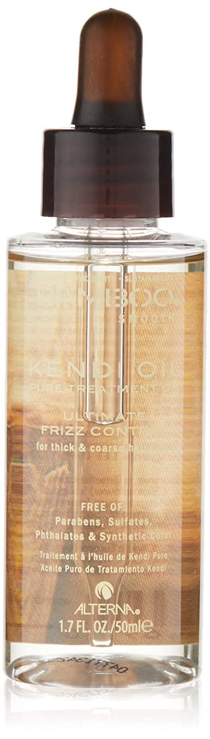 Bamboo Smooth Kendi Pure Treatment Oil, 1.7-Ounce