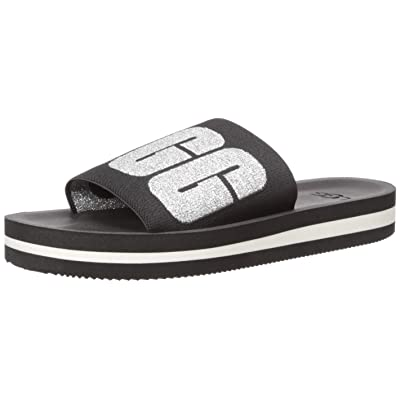 UGG Women's Zuma Metallic Graphic Slide Sandal | Slides