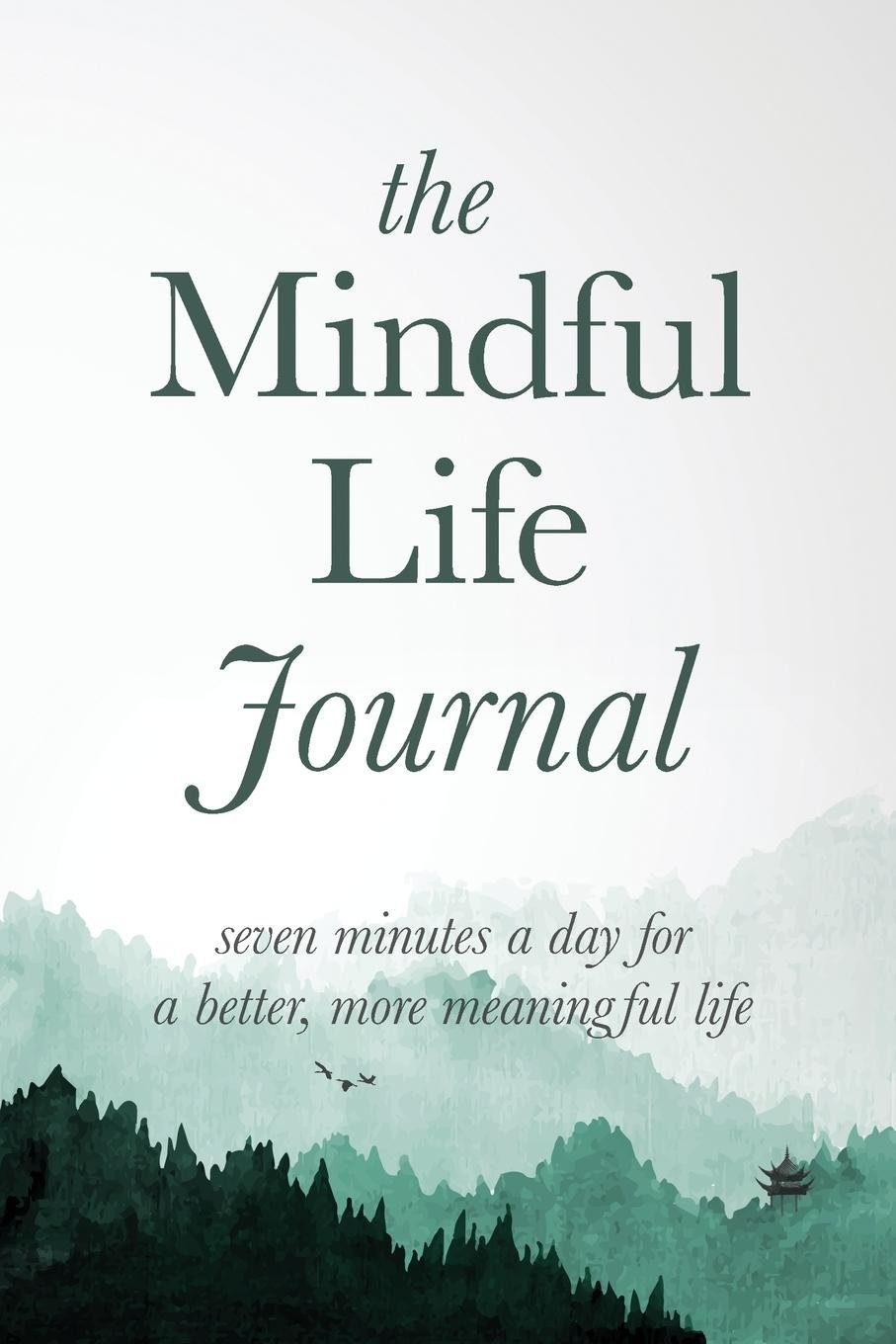 Mindful Life Journal Minutes Meaningful product image