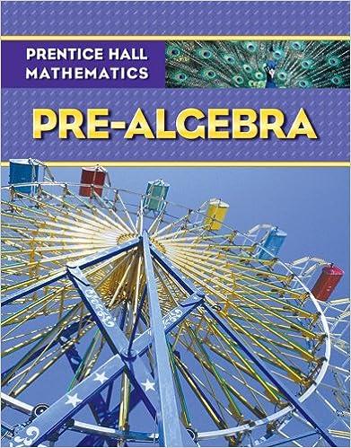 Amazon prentice hall math pre algebra student edition prentice hall math pre algebra student edition student edition fandeluxe Images