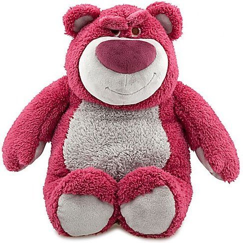 ?Lotso'S Tummy Smells Like Strawberries - Disney / Pixar Toy Story 3 Exclusive 15 Inch Deluxe Plush Figure Lots O Lotso Huggin Bear (Lotso Bear Toy Story 3)