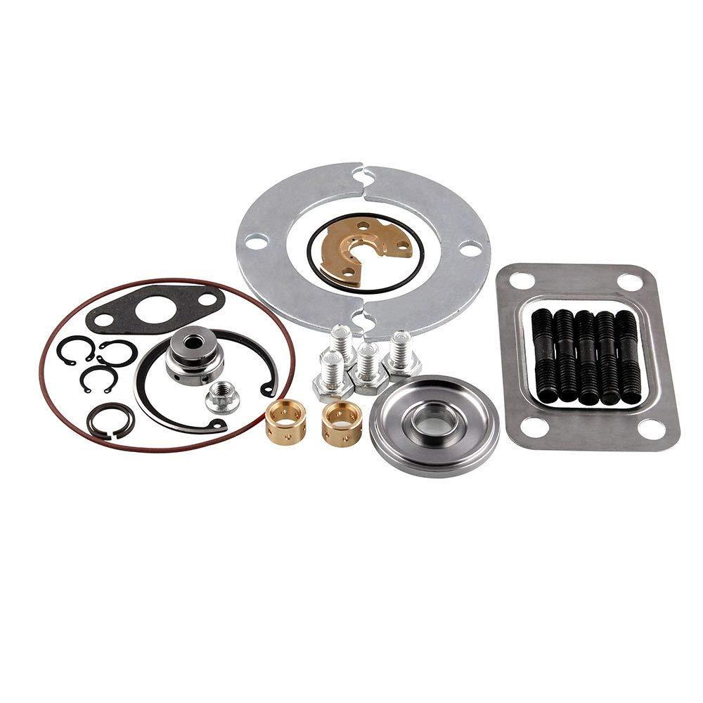 ETbotu T2/T25/T28/Turbo Kits de r/éparation Kits de Reconstruction Turbocharger Toolkit pi/èces pour v/éhicule de Voiture