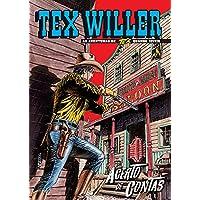 Tex Willer Nº 25: Acerto de contas