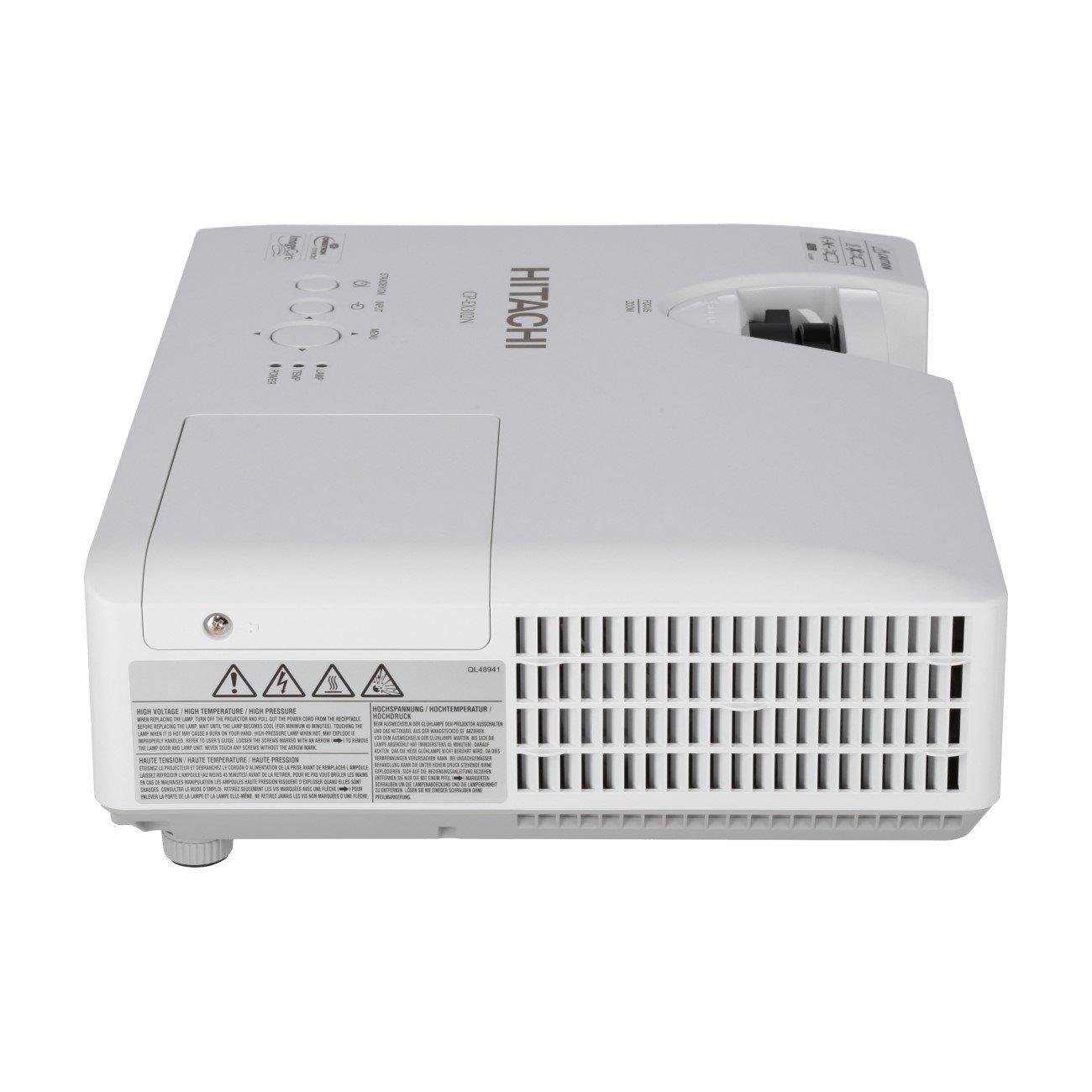 Hitachi CP-EX302N Video - Proyector (3200 lúmenes ANSI, 3LCD ...