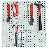 New (Set of 12: 4 Pc-4 In.,5 Pc-2 in., 3 Pc-8 In.) in Variety Hooks Pegboard Hooks Mechanic Garage Shop Tool Organization Storage Systems