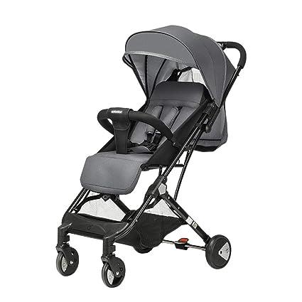 El carrito para bebés se puede sentar / recostar Ultraligero ...