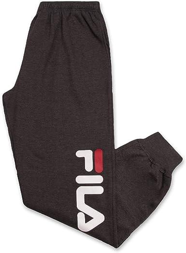 Fila - Pantalones de chándal para hombre (talla grande y alta, con ...