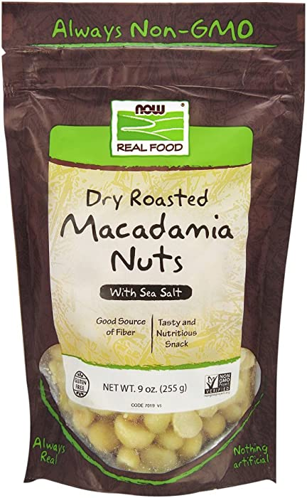 Top 10 Now Foods Real Food Roasted Cashews