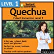 Instant Immersion Level 1 - Quechua [Download]