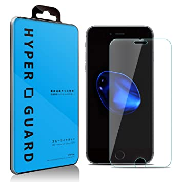 3cd722626a Amazon | [HYPER GUARD]【第2世代】 交換保障 iPhone8 Plus / iPhone7 ...