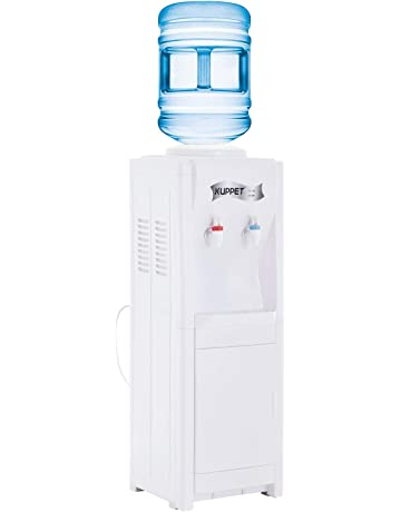 95bc81aac0 KUPPET Water Dispenser Top Loading Freestanding With Storage Cabinet