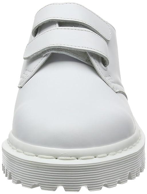 Laureen, Mocassins Femme, Blanc (White Venice), 39 EUDr. Martens