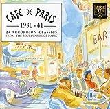 Cafe De Paris: 1930-1941: 24 Accordion