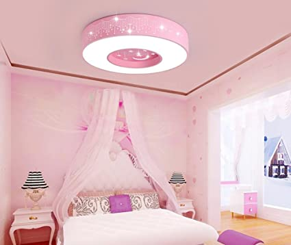 Amazon.com: led ceiling lamp round bedroom children bedroom ...