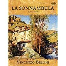 La Sonnambula in Full Score