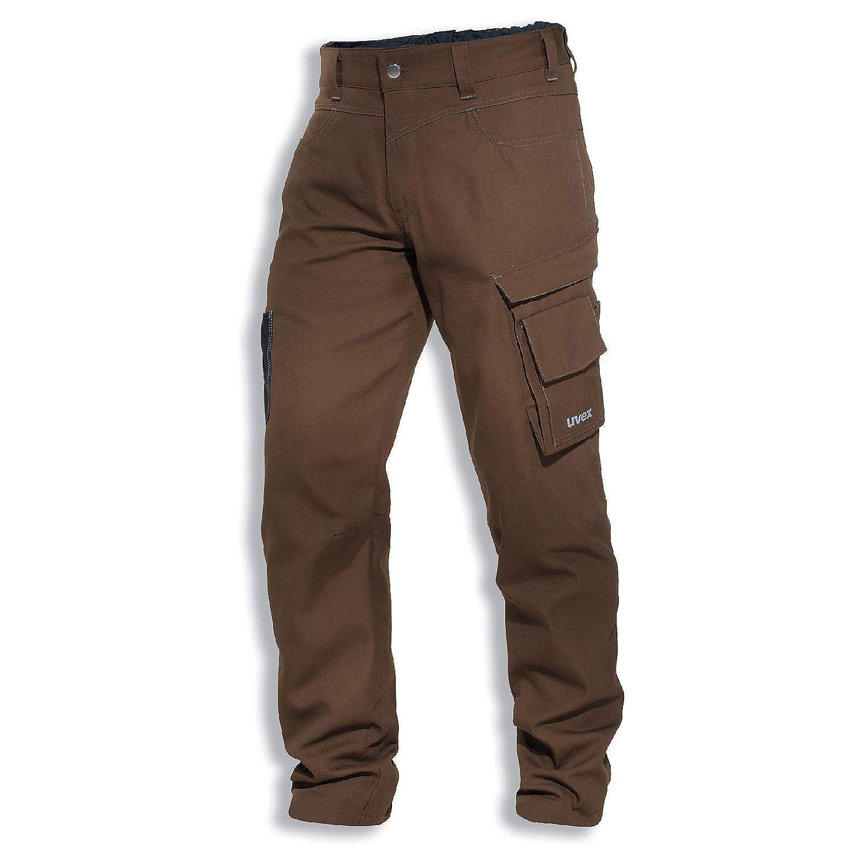 Uvex Perfexxion Arbeitshose - Braune Braune Braune Bundhose für Herren m. Kniepolster-Taschen B07N7HST35 Arbeitshosen Ideales Geschenk für alle Gelegenheiten 89c4a8