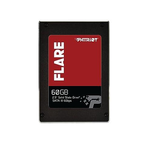 Patriot Memory PFL60GS25SSDR Unidad de Estado sólido 60 GB Serial ...