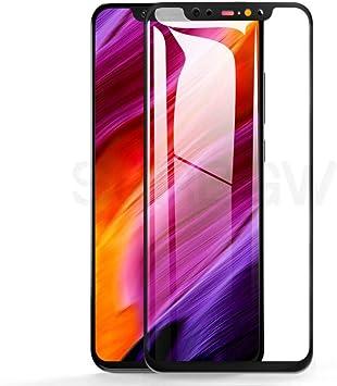 GHMDM Película templada 2pcsVidrio Protector en para Xiaomi Mi 8 Lite SE Mi 6X 6 5 5X 5C 5S Plus Mi A2 A1 Note 3 Protector de Pantalla Templado Película de Vidrio: Amazon.es: Electrónica