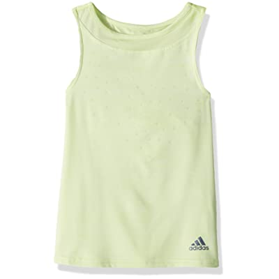 adidas Girls Tennis Dotty Tank