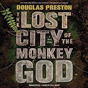 The Lost City of the Monkey God Hörbuch