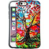 Best Protector Firms For IPhones - iPhone 6S Plus Case, Oil Painting Extreme Protection Review