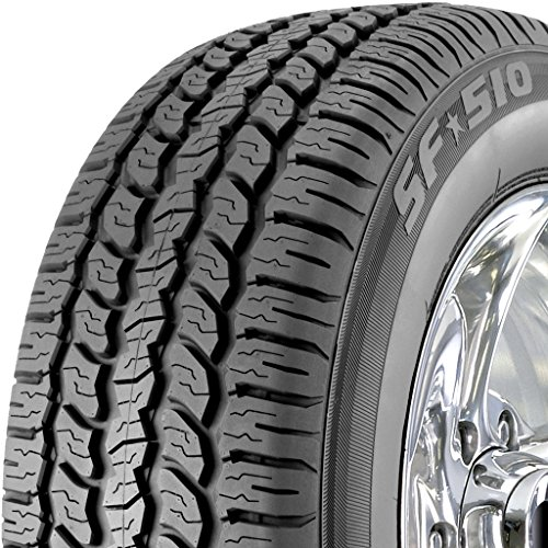Cooper Starfire SF-510 All-Season Radial Tire - 245/65R17 107S by Starfire