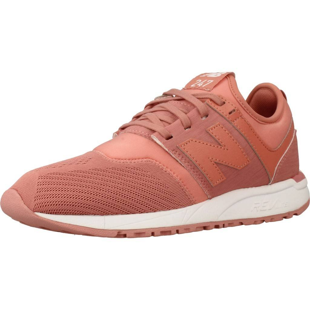 New Balance Zapatillas WRL247CR para mujer 39 EU|rosado