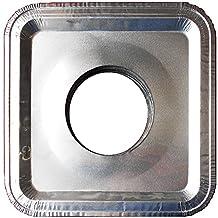 Amazon Com Stove Drip Pans Disposable