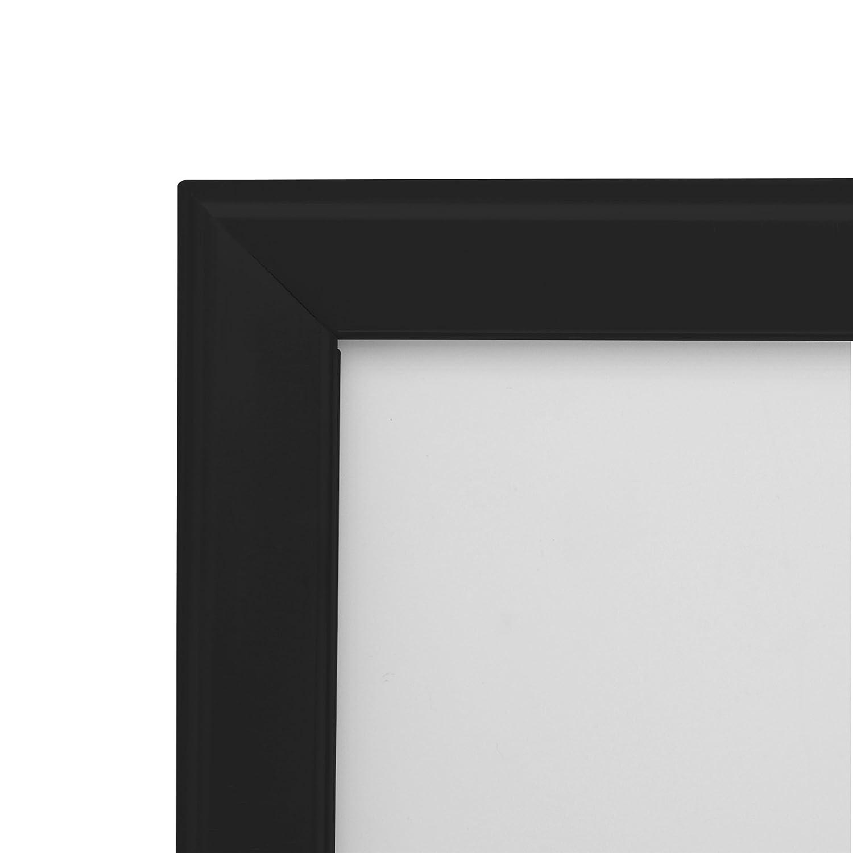 Amazon.com - SnapeZo Poster Frame 32x50 Inches, Black 1.25\
