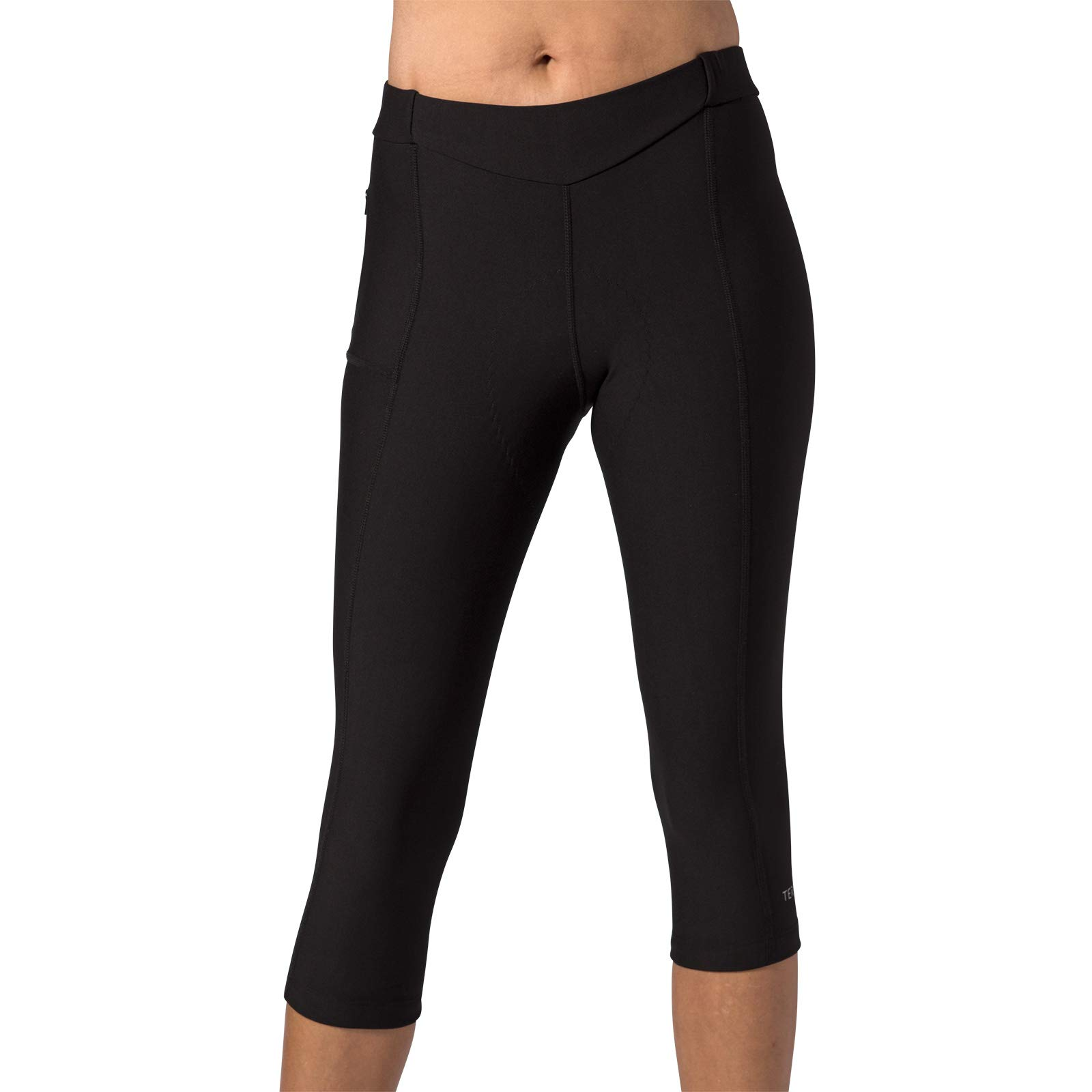 Terry Cycling Knickers for Women - Bike Bottoms for All-Season Riding - Black - Small by Terry