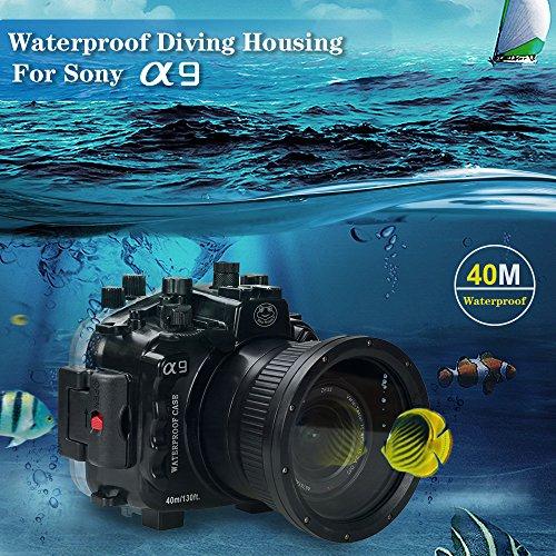 Black S Photography Waterproof Camera - 9