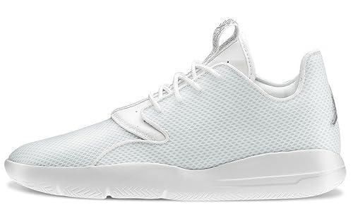 NIKE White-Pure Platinum, Zapatillas de Baloncesto para Niños: Amazon.es: Zapatos y complementos