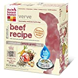 The Honest Kitchen Verve Organic Whole Grain Dog Food - Natural Human Grade Dehydrated Dog Food, Beef,10 lbs (Makes 40 lbs)