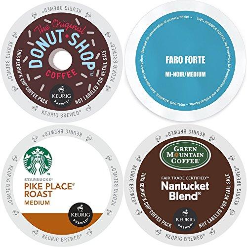 Variety Pack featuring Starbucks Nantucket