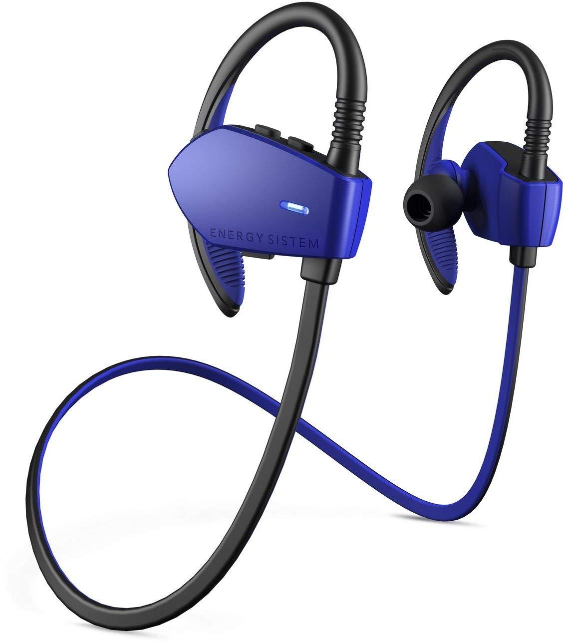 Energy Sistem Sport 1 - Auriculares Deportivos in-Ear (Sistema ...