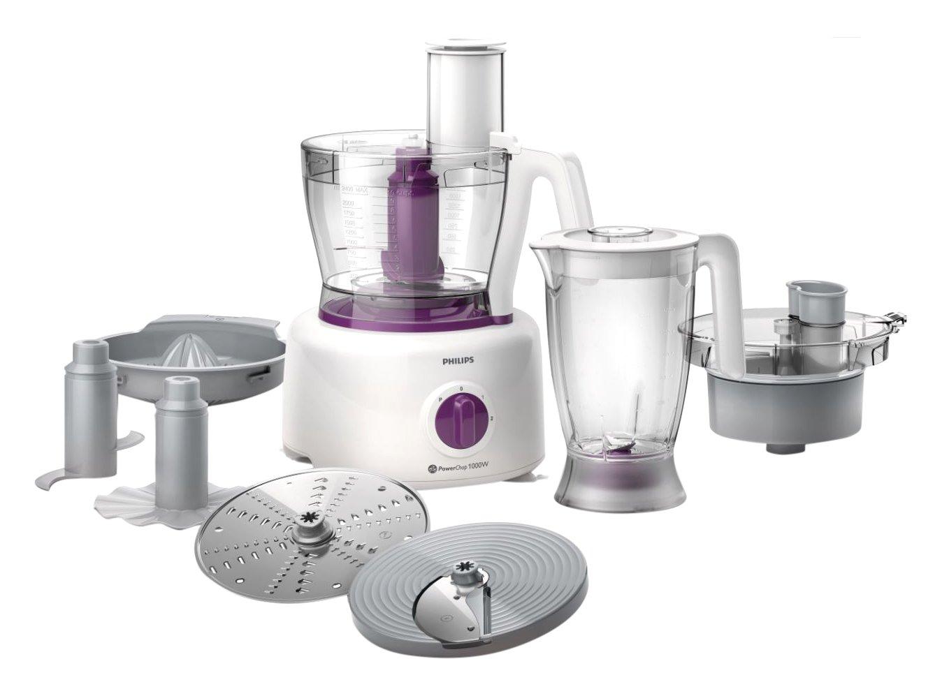 Amazon.de: Philips HR7751/00 Multifunktionale Küchenmaschine mit ...