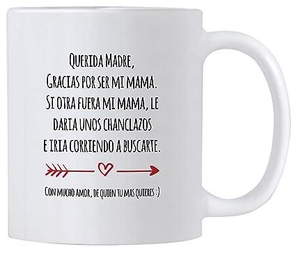 Amazon.com: DREAM-S Regalo Para Mama de Dia de Madres o ...