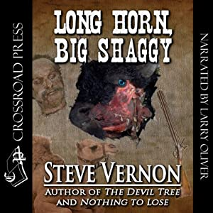 Long Horn, Big Shaggy Audiobook