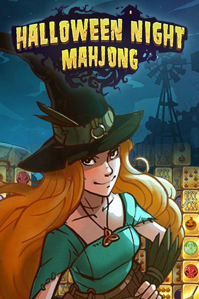 Halloween Night Mahjong [Download]