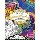 "The Art of Laurel Burchâ""¢ Coloring Postcard Book: 20 Iconic Designs"