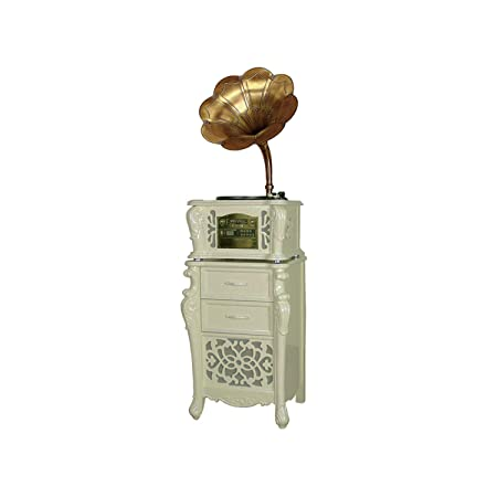 GOM Gramófono, Tocadiscos Grabador de Vinilo 33/45/78 RPM Soporte ...