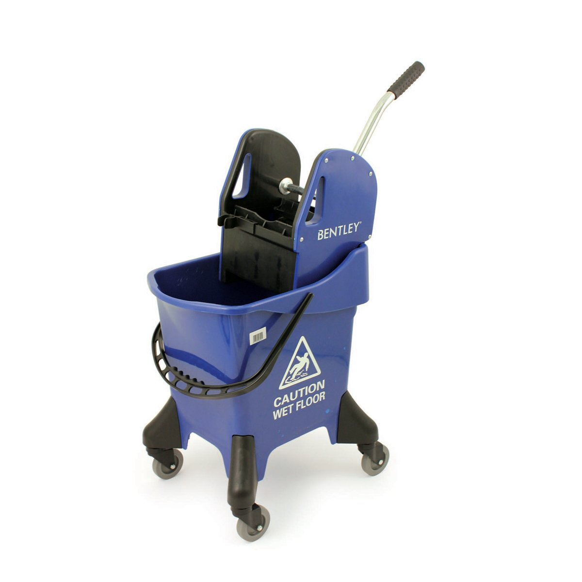 Bentley industriale HR/MB.31/B Ergo mop Bucket Combo, capacità : 31 l, blu capacità: 31l Charles Bentley & Son Ltd