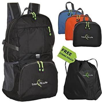 Amazon.com : TravPack-30L Top Rated Best Lightweight Travel ...