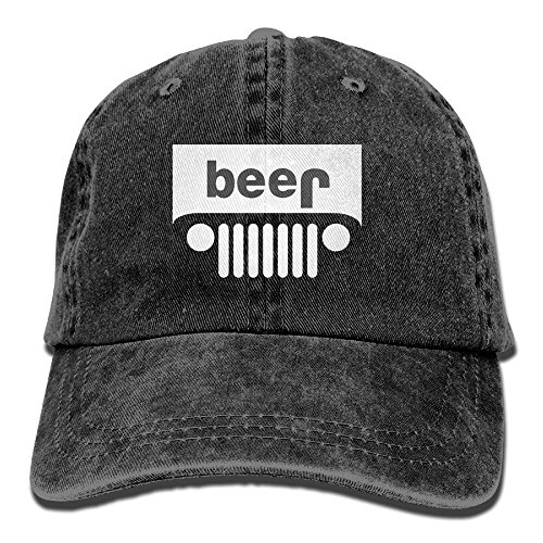fitted beer hats - 1