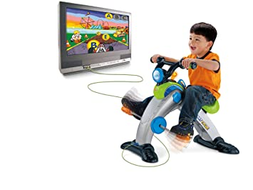 Fisher-Price SMART CYCLE Racer Physical Learning Arcade System